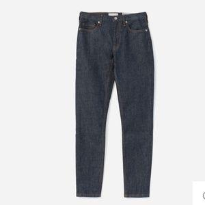 Everlane Midrise Skinny Ankle Jean